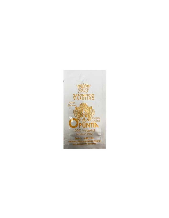 Saponificio Varesino Opuntia Aftershave Gift 2ml 0021 Saponificio Varesino Δείγματα €0.00 €0.00
