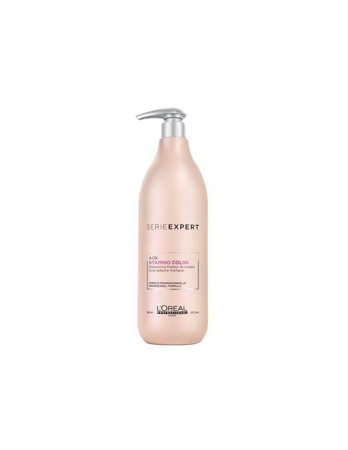 L'oreal Professionnel Vitamino Color Shampoo 980ml 6789 L'Oréal Professionnel Colored €22.90 €18.47