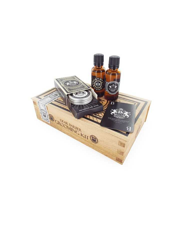 Dear Barber Groom & Go Collection 4511 Dear Barber Beard €22.90 product_reduction_percent€18.47