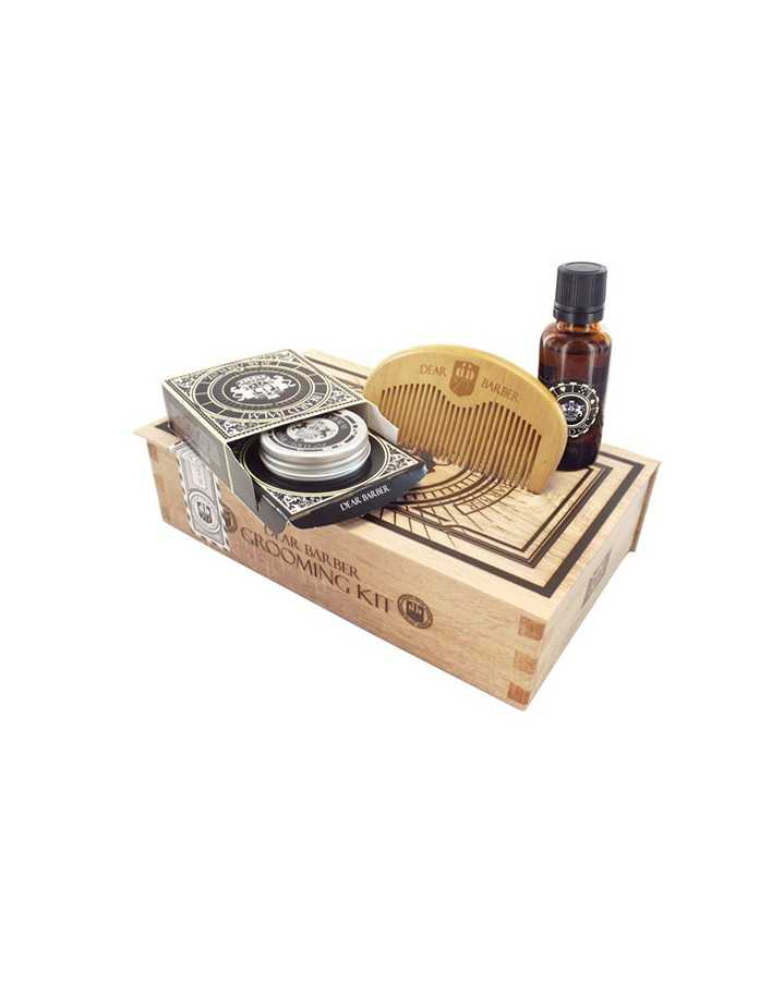 Dear Barber Beard Grooming Collection 4512 Dear Barber Beard €22.90 product_reduction_percent€18.47