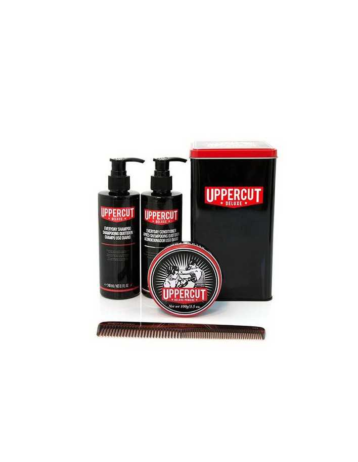 Uppercut Deluxe Pomade Combo Kit 6930 Uppercut Κορυφαίες Προσφορές €39.90 product_reduction_percent€32.18