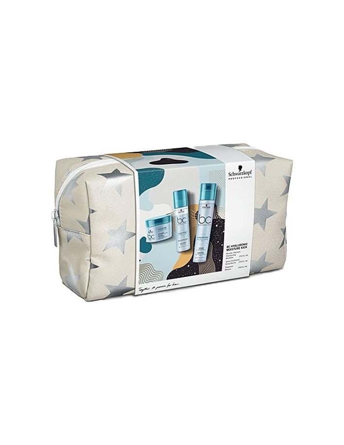 Schwarzkopf Professional BC Hyaluronic Moisture Kick XMas Bag 6938 Schwarzkopf Gift Sets €29.90 €24.11