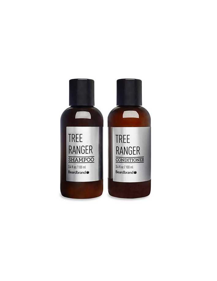 Beardbrand Tree Ranger Shampoo & Conditioner 100ml 2328 Beardbrand Offers for hair €19.80 product_reduction_percent€15.97