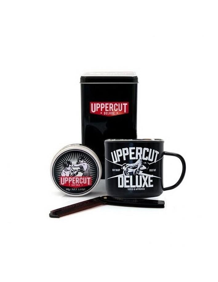 Uppercut Deluxe Mug, Comb & Tin Combo Kit 6936 Uppercut  Top Offers €29.50 product_reduction_percent€23.79