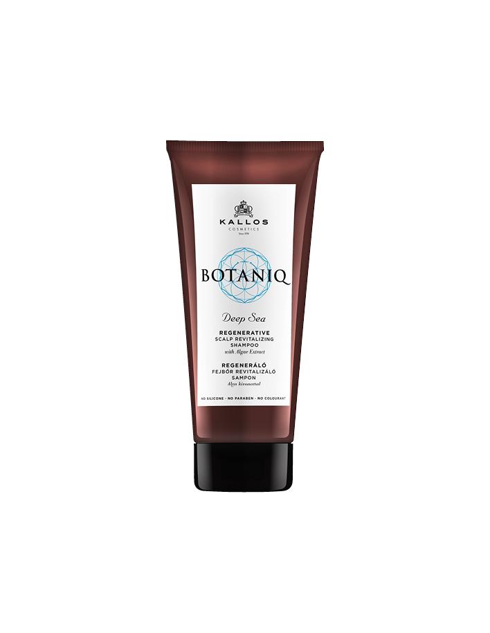 Botaniq Deep Sea Regenerative, Scalp Revitalizing Shampoo 200ml 7069 Kallos Cosmetics Shampoo €4.90 €3.95