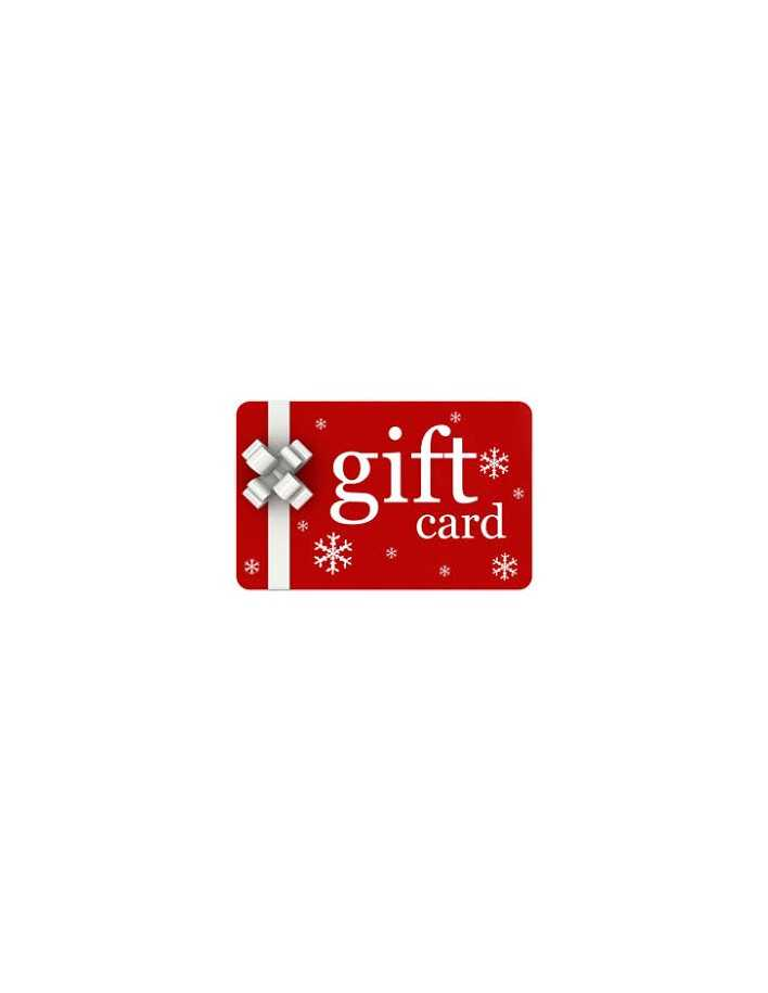 The gift card   Gift cards €0.00 €0.00