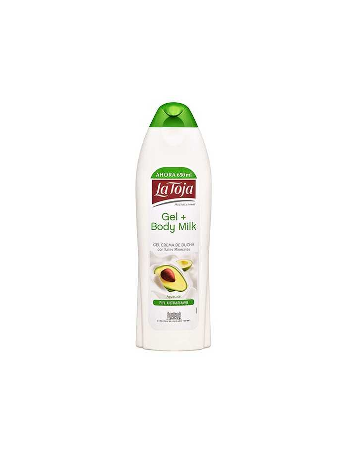 La Toja Gel & Body Milk Shower Cream Gel 650ml 7113 La Toja Bath & Shower Gel €4.50 -20%€3.63