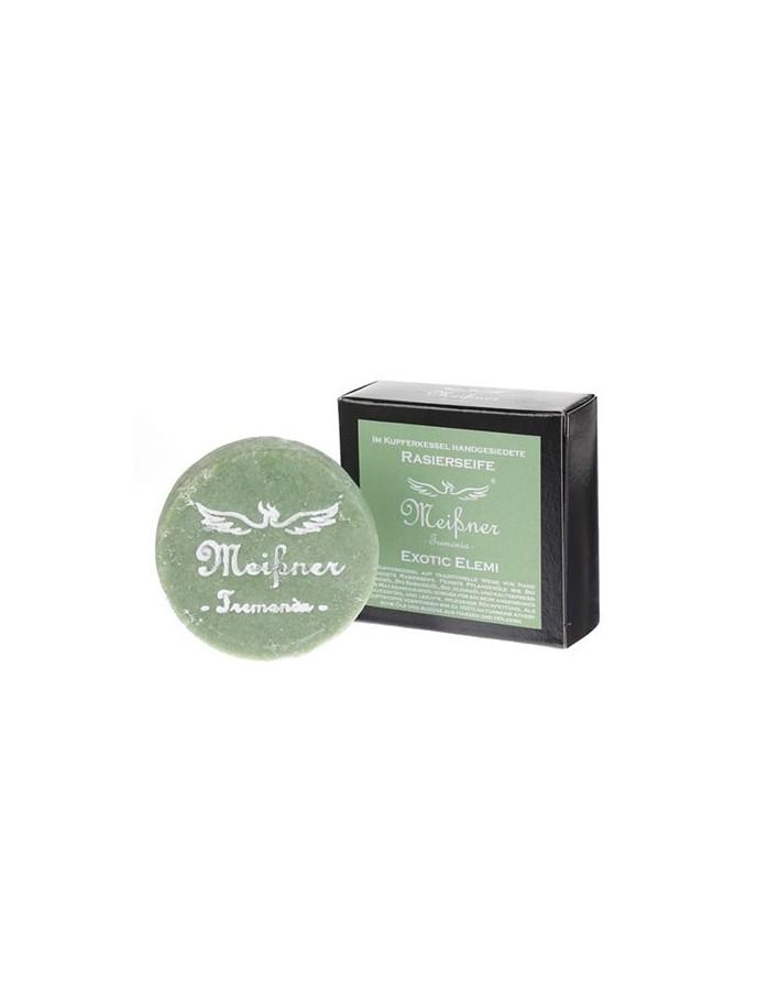 Meissner Tremonia Exotic Elemi Shaving Soap Refill 65gr