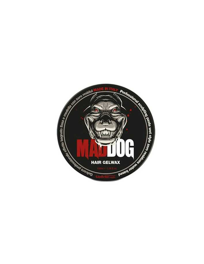 The Goodfellas Smile Maddog Hair Gelwax 100gr 7282 The Goodfellas Smile Wax Gel €5.99 €4.83