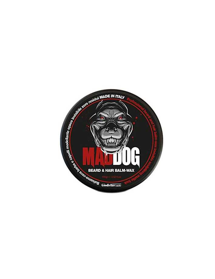 The Goodfellas Smile Maddog Beard & Hair Balm-Wax 100gr 7284 The Goodfellas Smile Beard Balm €9.99 €8.06