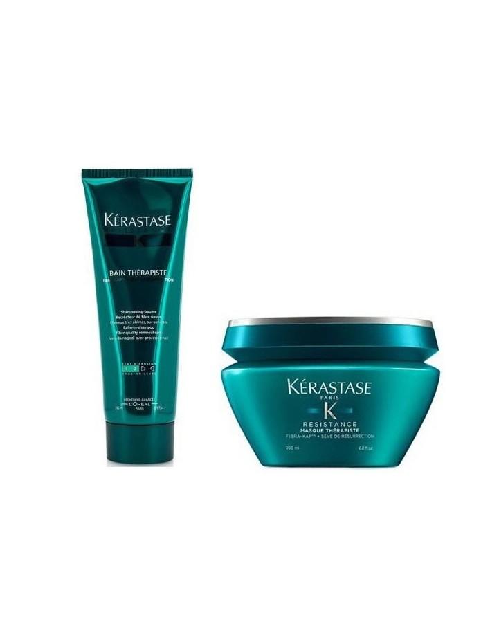 Kerastase Resistance Shampoo & Mask Pack 1913 Kerastase Paris Πακέτα Για Μαλλιά €47.90 product_reduction_percent€38.63