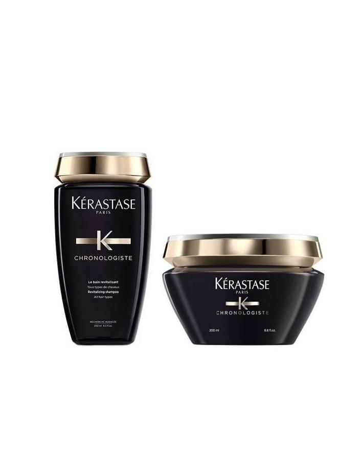 Kerastase Chronologiste Shampoo & Mask Pack 1902 Kerastase Paris Πακέτα Για Μαλλιά €51.80 product_reduction_percent€41.77