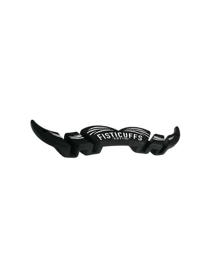 Fisticuffs Grave Before Shave Moustache Mug Guard