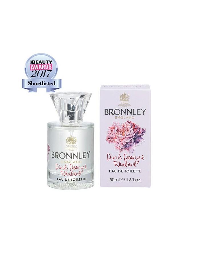 Bronnley England Pink Peony & Rhubarb Eau De Toilette 50ml 7400 Bronnley England Eau de Toilette €19.90 €16.05