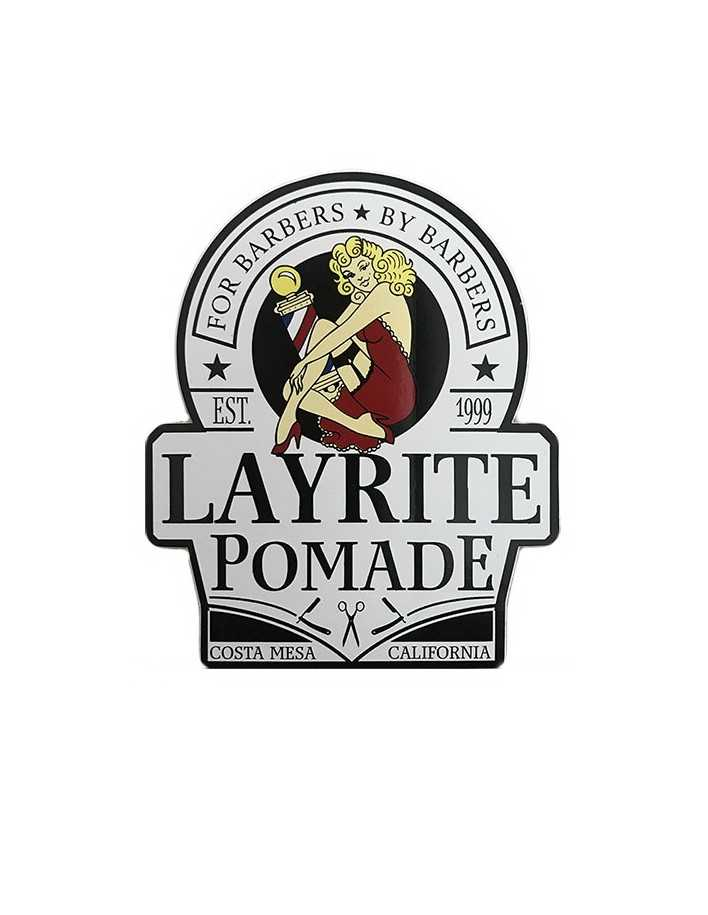 Layrite Sticker Costa Mesa California