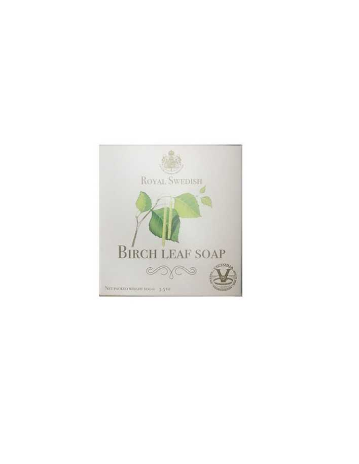 Victoria Soaps Royal Swedish Birch Leaf Soap 100gr 7564 Victoria Soaps Soap €2.90 €2.34