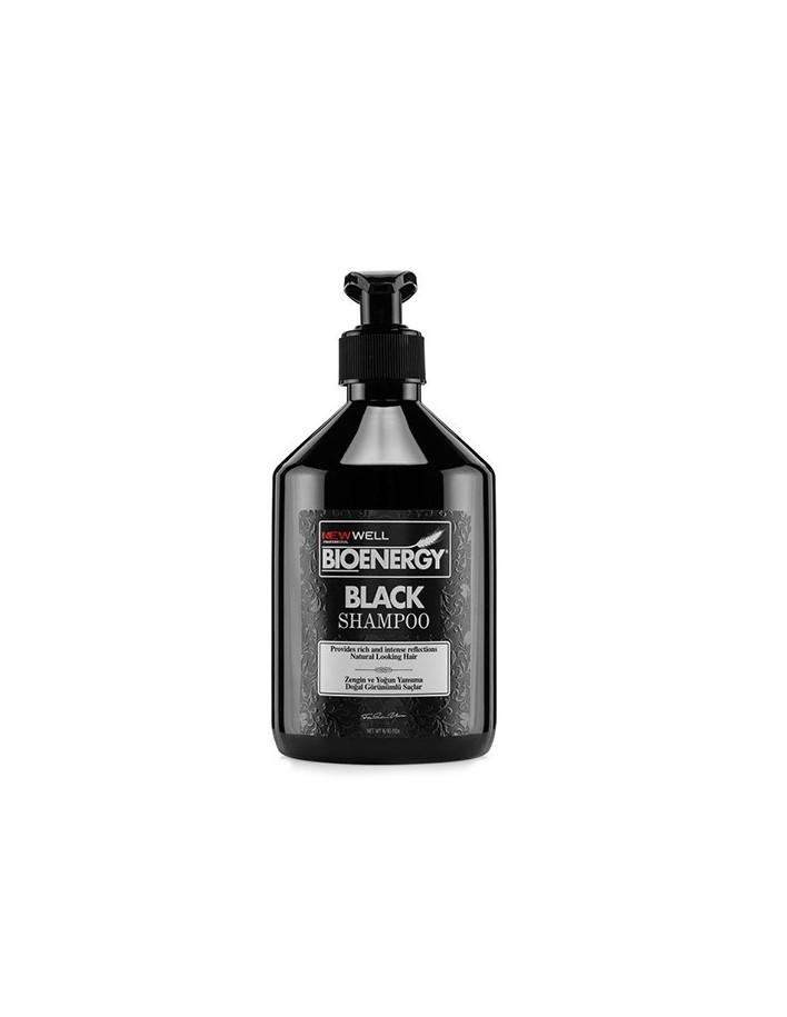 New Well Bioenergy Σαμπουάν Με Μαύρο Χρώμα 500ml 7786 New Well Κανονικά €18.50 €14.92