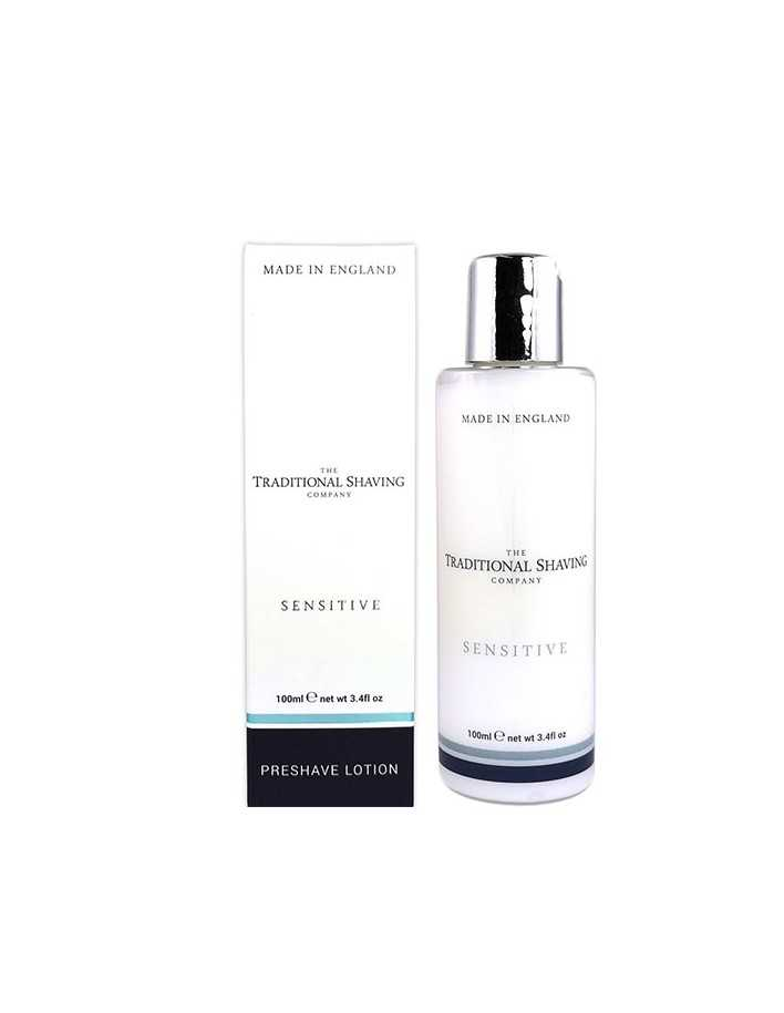 The Traditional Shaving Company Sensitive Preshave Lotion 100ml 7787 The Traditional Shaving Company Pre Shave Cream €18.90 €...