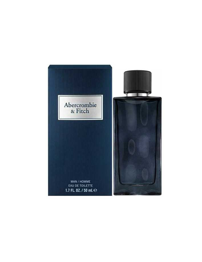 Abercrombie & Fitch First Instinct Blue Man Eau De Toilette 50ml  Abercrombie & Fitch  Eau de Toilette €34.90 €28.15