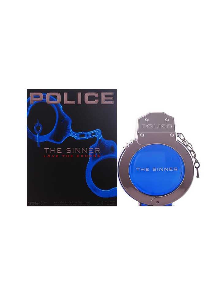 Police The Sinner Eau De Toilette For Man 30ml 7933 Police Perfume For Him €11.90 €9.60