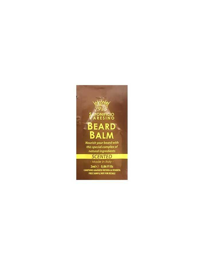 Saponificio Varesino Beard Balm Gift 2ml 0345 Saponificio Varesino Samples €0.00 €0.00