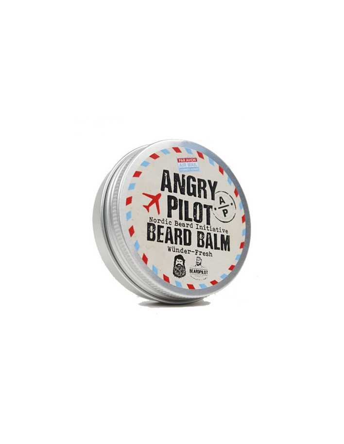 Angry Norwegian Angry Pilot - Wünder-Fresh - Beard Balm 60ml 8133 Angry Norwegian Beard Balm €19.90 €16.05