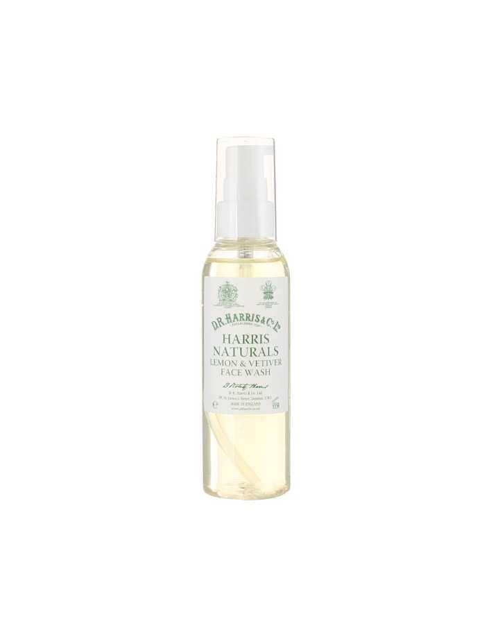 D.R Harris Naturals Lemon & Vetiver Face Wash 100ml 8152 Dr. Harris & Co. Ltd Face Cleansers €20.50 €16.53