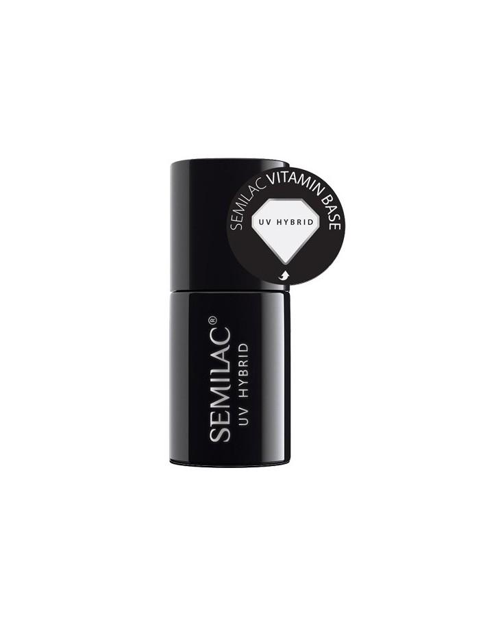 Semilac Vitamin Base for UV Hybrid 7ml 8300 Semilac Semilac HyBrids €11.00 €8.87