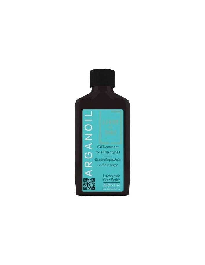 Lavish Hair Care Arganoil Oil Treatment 25ml 8402 Lavish Hair Care  Oil Treatments €7.90 €6.37
