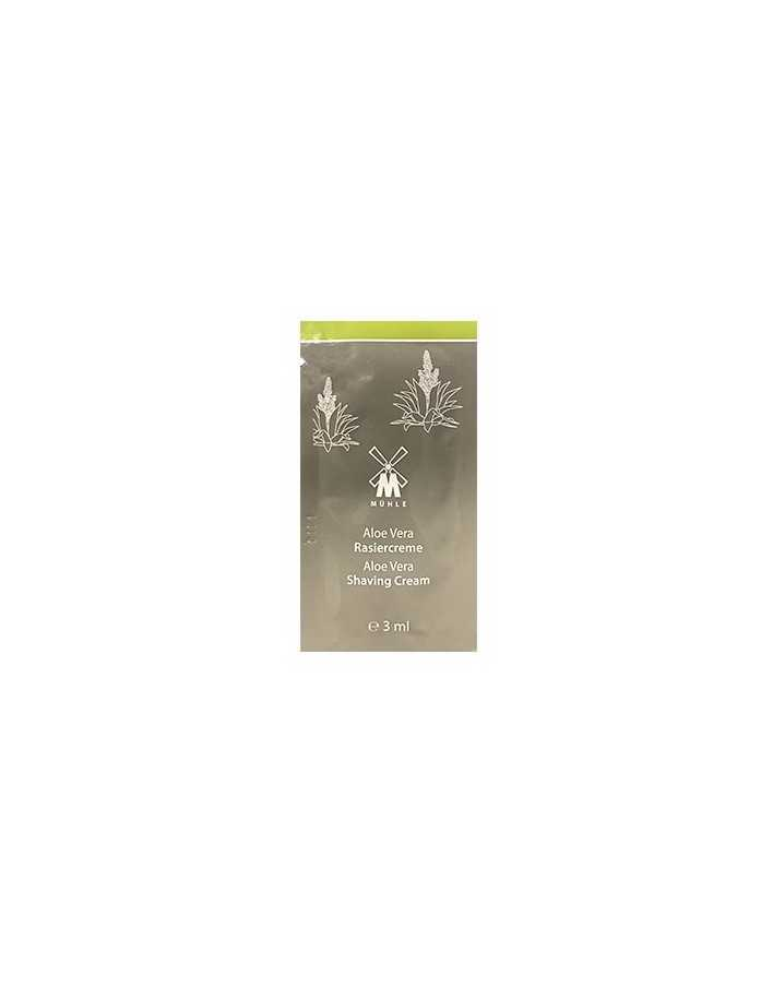 Muhle Aloe Vera Shaving Cream Gift 3ml 1397 Muhle Samples €0.00 product_reduction_percent€0.00