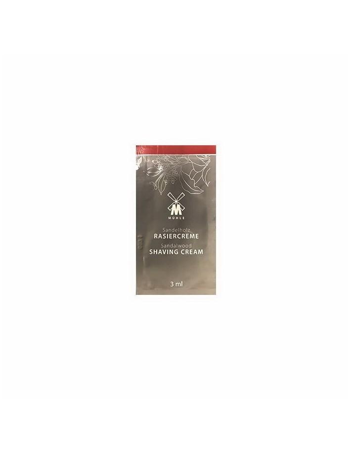 Muhle Sandalwood Shaving Cream Gift 3ml 1363 Muhle Δείγματα €0.00 product_reduction_percent€0.00