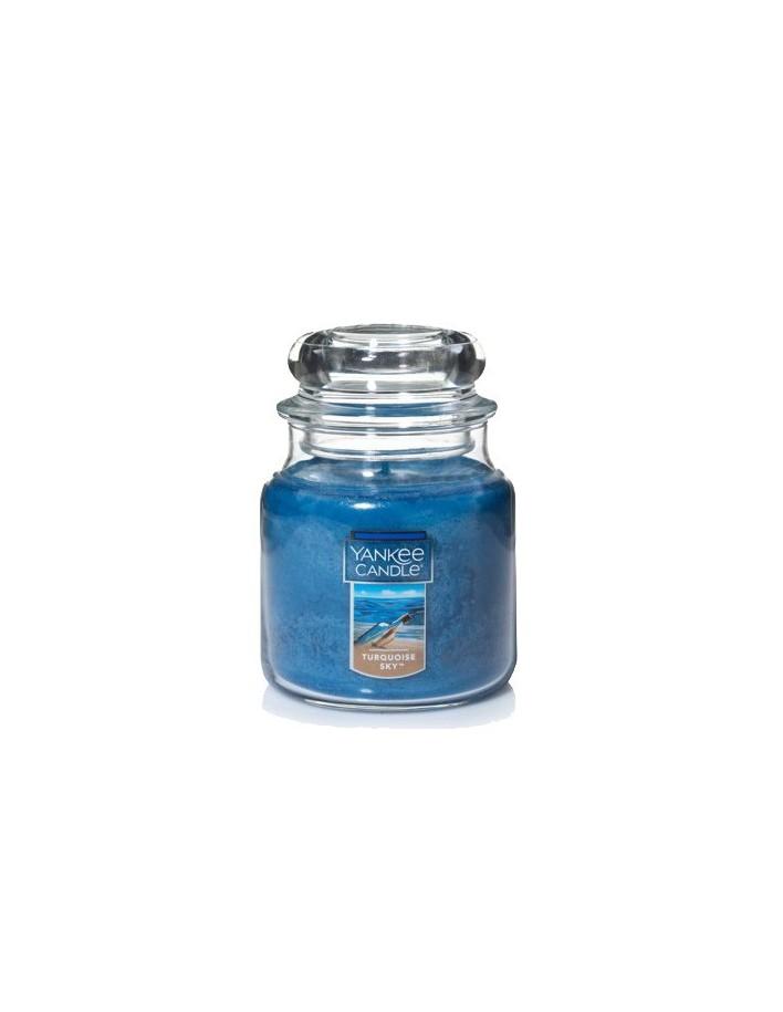 Yankee Candle Turquoise Sky 411g 8459 Yankee Candle  Κεριά & Αρωματικά Χώρου €11.90 €9.60