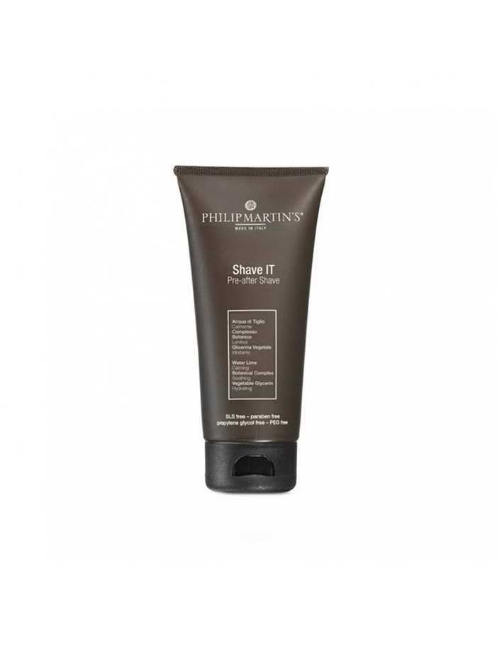 Philip Martin's Shave IT Pre-after Shave 100ml 7677 Philip Martin's Pre Shave Cream €24.50 €19.76