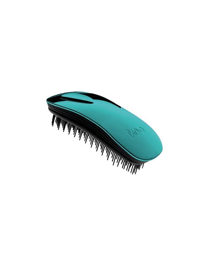 Ikoo Home Black Pacific Metallic Hair Brush 8466 Ikoo Home  Ikoo Hair Brushes  €17.50 €14.11