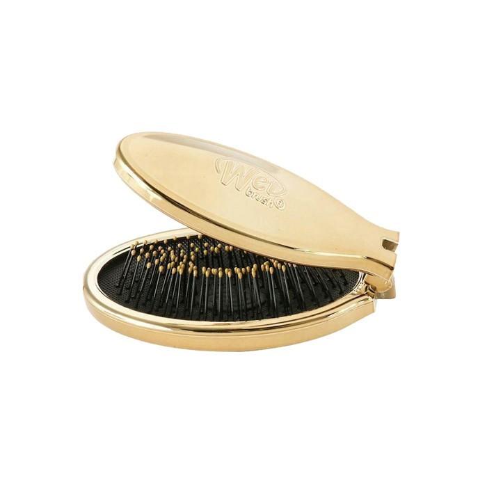 The Wet Brush Mini Pop Fold – Gold 8480 The Wet Brush Βούρτσες Μαλλιών €5.90 €4.76