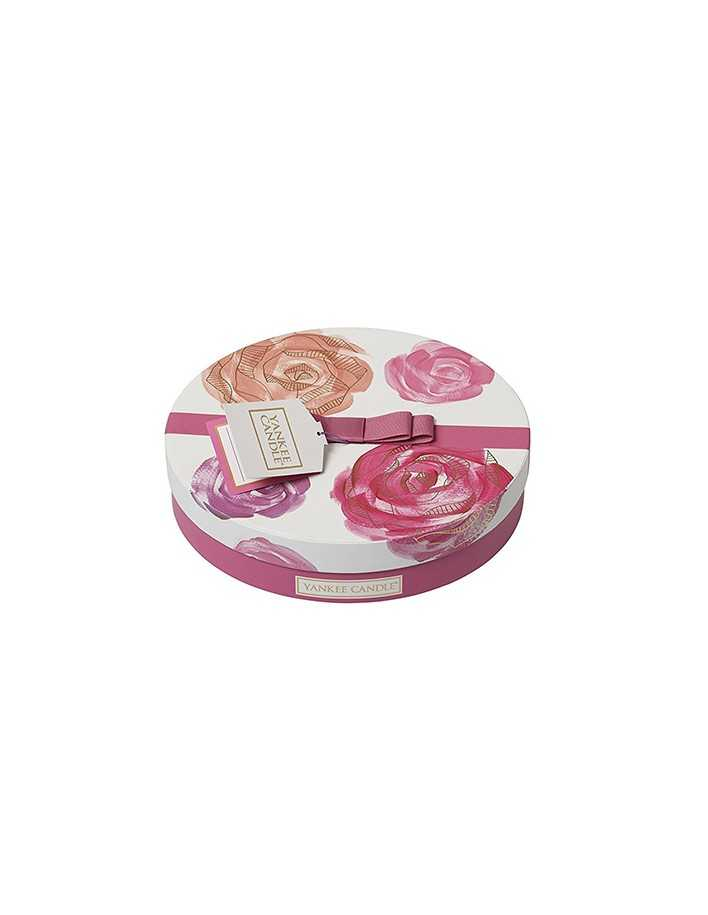 Yankee Candle Roses Tea Light Delight Gift Set (18x9.8g + Holder) 8491 Yankee Candle  Κεριά & Αρωματικά Χώρου €8.90 €7.18