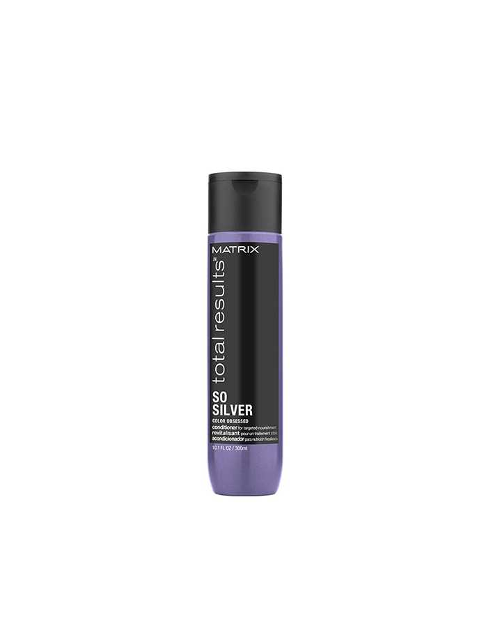 Matrix Total Results So Silver Conditioner 300ml 8511 Matrix Professional Haircare  Βαμμένα €9.50 €7.66