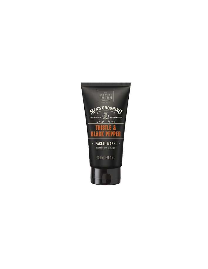 The Scottish Men's Grooming Facial Wash 150ml 8529 Scottish Fine Soaps Company Men's Grooming €6.90 product_reduction_percent...