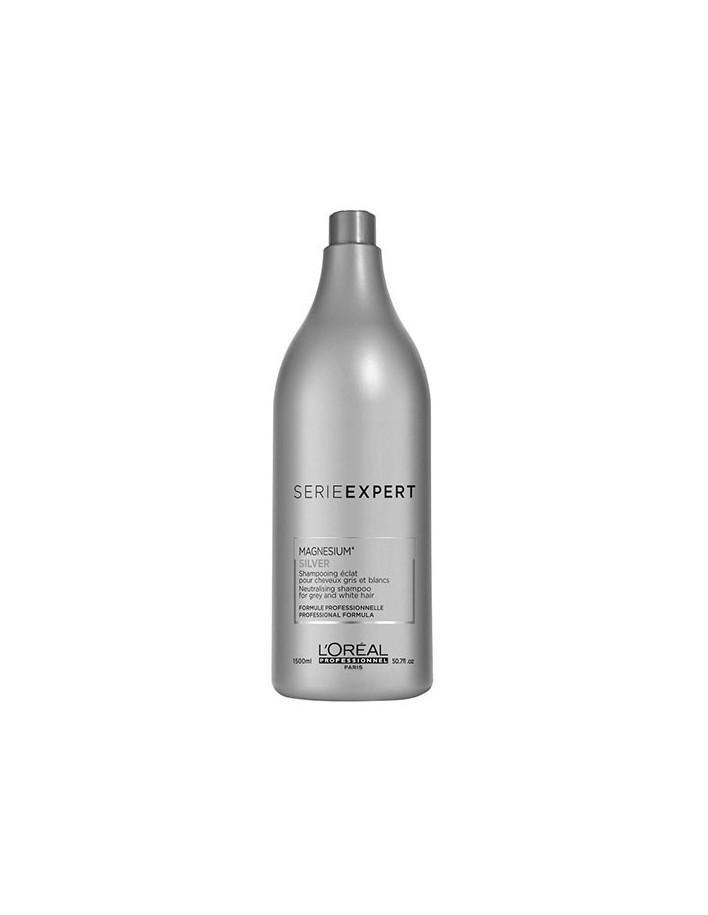 L'Oreal Professionnel Silver Shampoo Refill 1500ml 4628 L'Oréal Professionnel Silver €27.50 €22.18