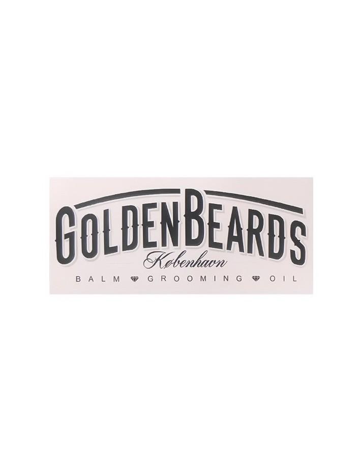 GoldenBeards Balm Grooming Oil Sticker 1430 GoldenBeards  Stickers €2.90 product_reduction_percent€2.34