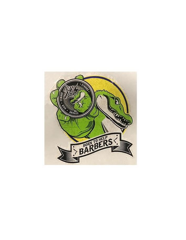 Hey Joe Born To Help Barbers Sticker 7360 Hey Joe Stickers €2.90 €2.34