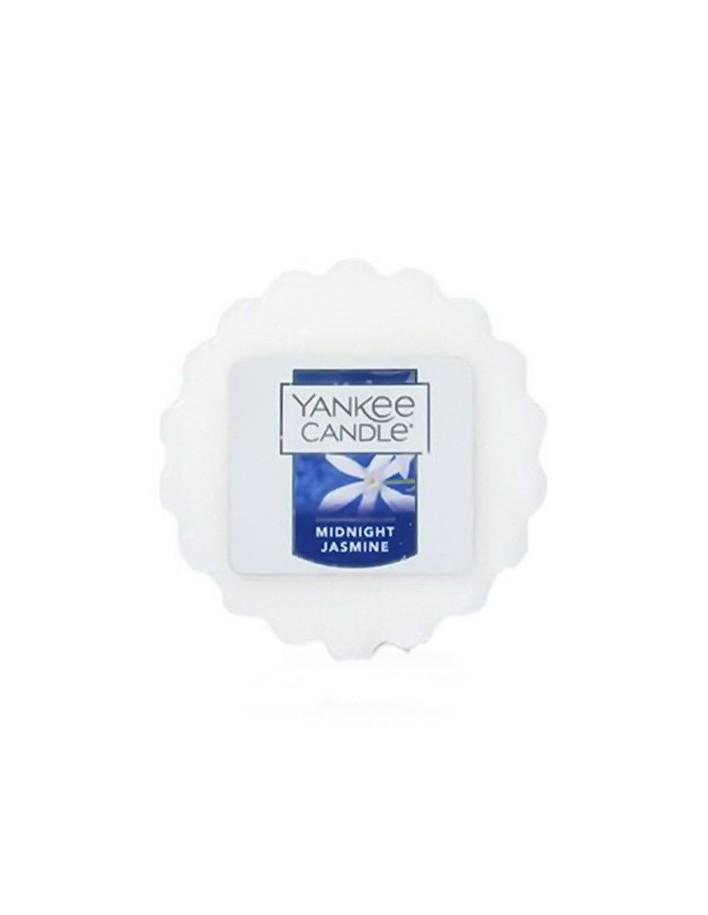 Yankee Candle Midnight Jasmine Wax Tart Melt 22gr 8678 Yankee Candle  Κεριά & Αρωματικά Χώρου €2.90 €2.34