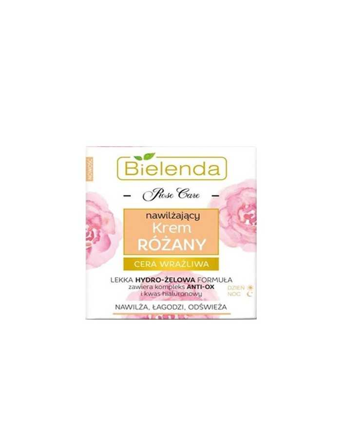 Bielenda Rose Care Face Cream Moisturizing and Soothing 50ml 8766 Bielenda Professional Face Cream €6.90 €5.56