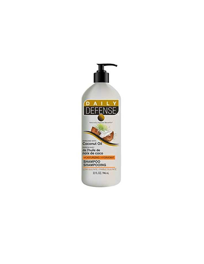 Daily Defense Shampoo With Coconut Oil 946ml 8775 Daily Defense Λεπτά €5.90 €4.76