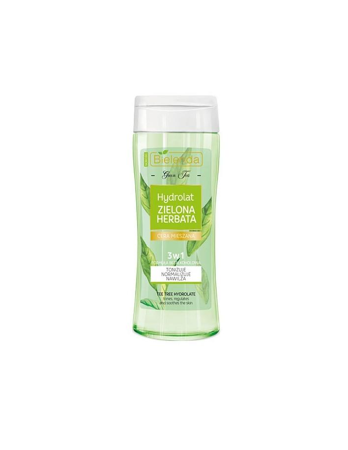 Bielenda Green Tea 3 in 1 Hydrolate Toner 200ml 8788 Bielenda Professional Face Cleansers €5.50 €4.44