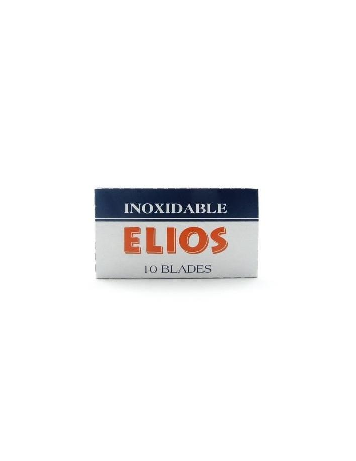 Ξυραφάκια Elios Inoxidable Πακέτο με 10 Λεπίδες 0716 Elios Λεπίδες - Ξυραφάκια €1.20 €0.97