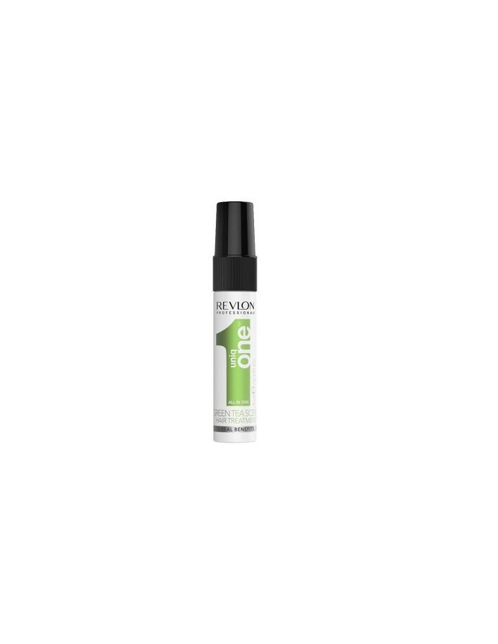 Revlon Uniq One All In One Green Tea Hair Treatment Gift 9ml 0145 Revlon Δείγματα €0.00 -10%€0.00