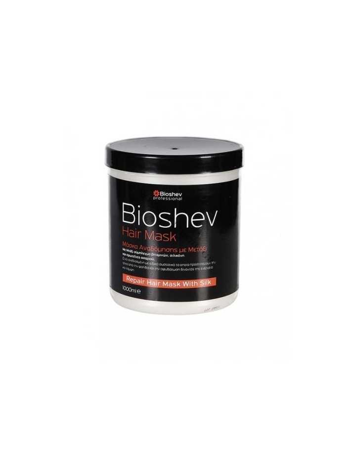 Bioshev Μάσκα Αναδόμησης Με Μετάξι 1000ml