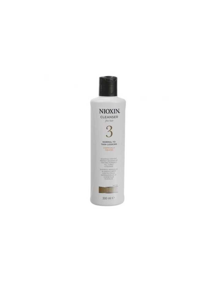 Σαμπουάν Nioxin 3 Cleanser 300 ml