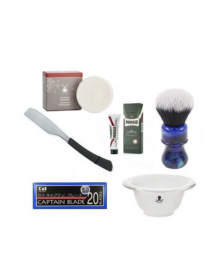 Shavette Luxury Pack 5244  Shaving Starter Kits €236.85 product_reduction_percent€191.01